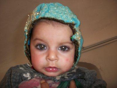 MEDCAP baby with makeup