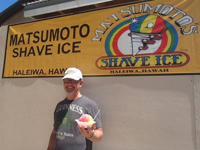 Matsumotos shaved ice