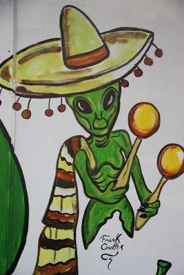 Mexican Alien