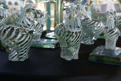 Ngwenya glass zebras