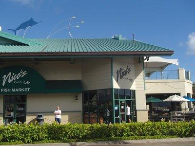 Nicos at Pier 38