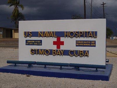 GTMO Naval hospital