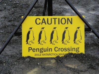 Run signs
