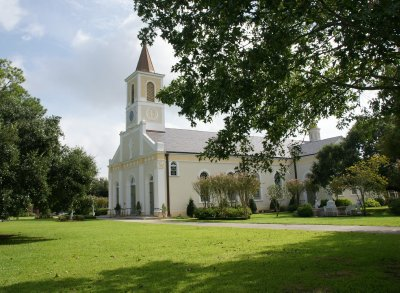 St Martinville Catholic Church