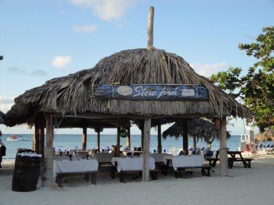 Stewfish restaurant