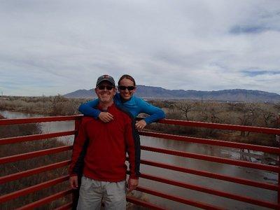 Us with Rio Grande
