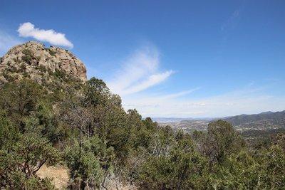 View over Prescott