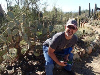 a cactus can hurt