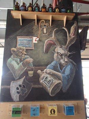 brewery art
