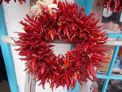 chili wreath