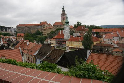 city view from old town