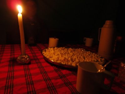 evening snack