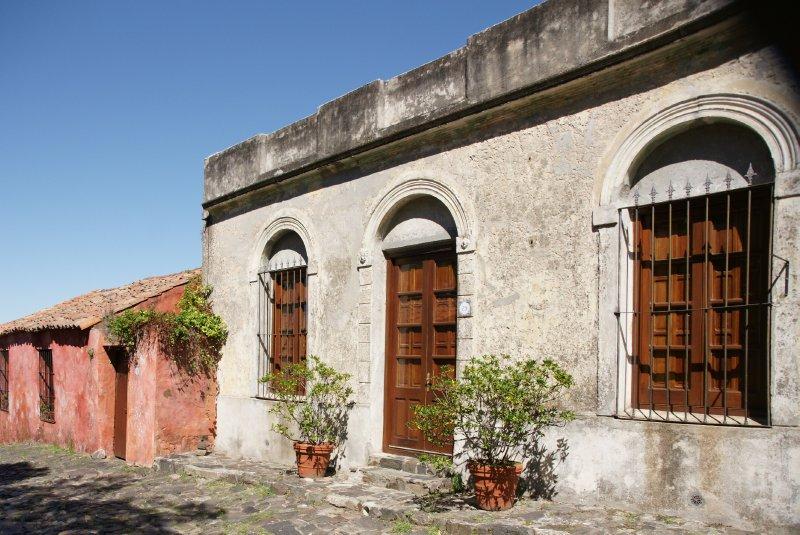Colonia buildings