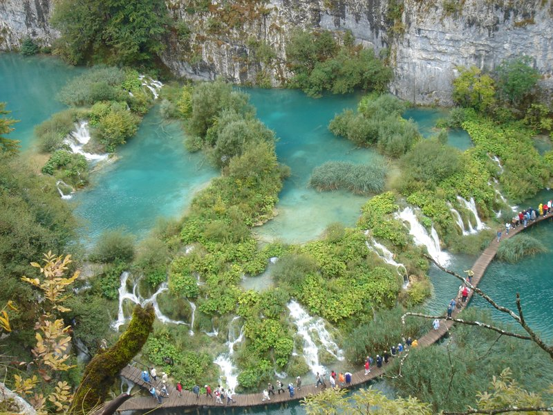 plitvice waterfall 3