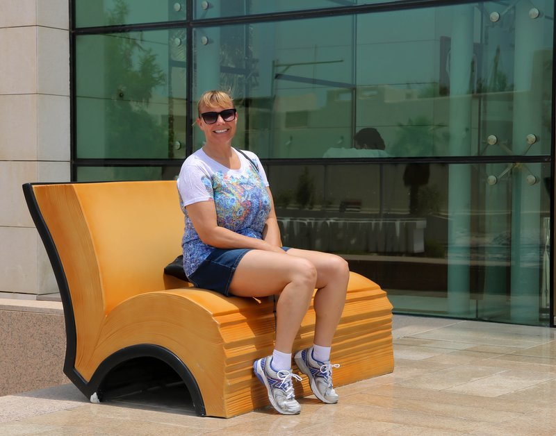 large_Nicole_on_library_bench.jpg