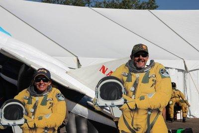more astronauts