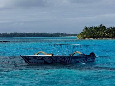 polynesian boat