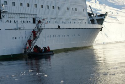ships gangway
