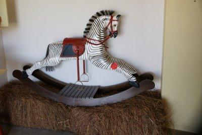swazi rocking horse
