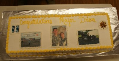 the suprise cake