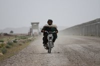 afghan motorcycle man