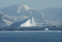 sharp iceberg
