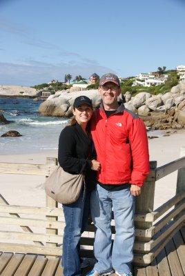 us at Boulder Beach