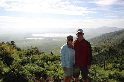 us at the crater