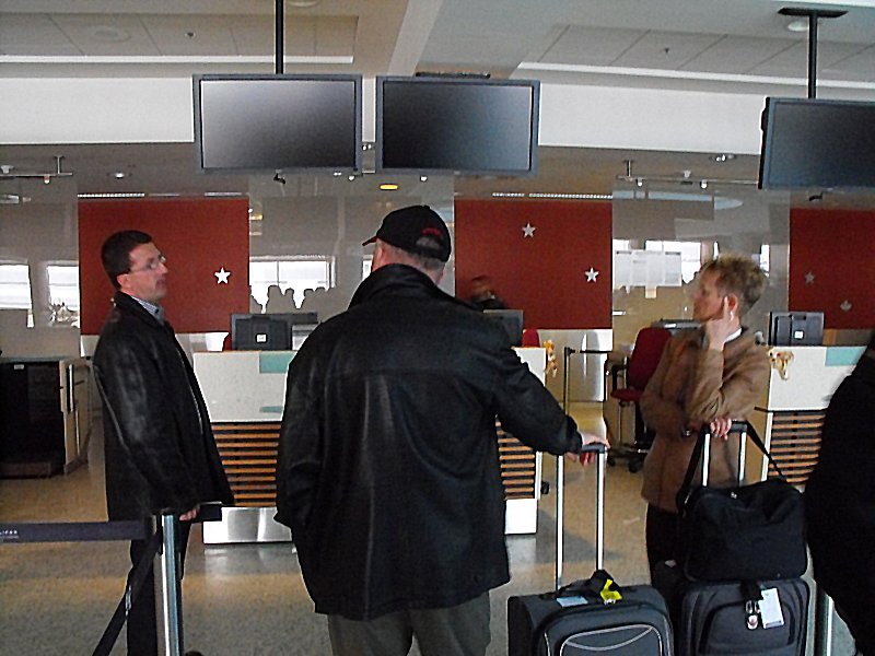 HALIFAX airport power outage