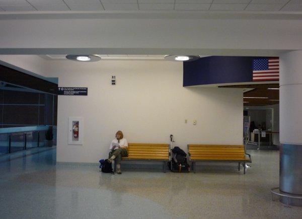 Halifax Airport 2010
