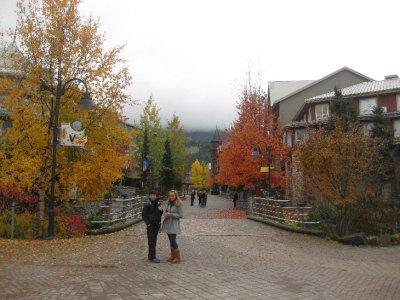 Whistler town