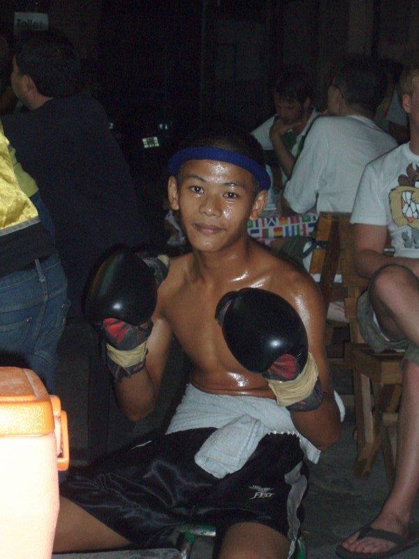 Muay Thai Boxing....So much fun
