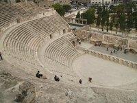 Roman theatre in Amman
