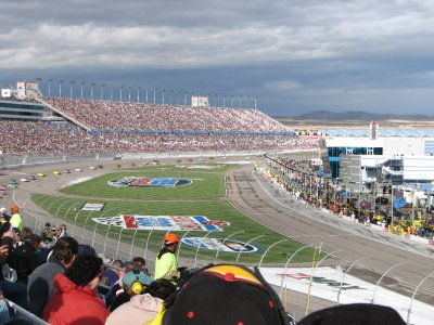 Our view of 4th turn