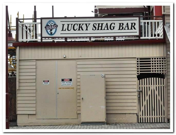 Lucky Shag Bar