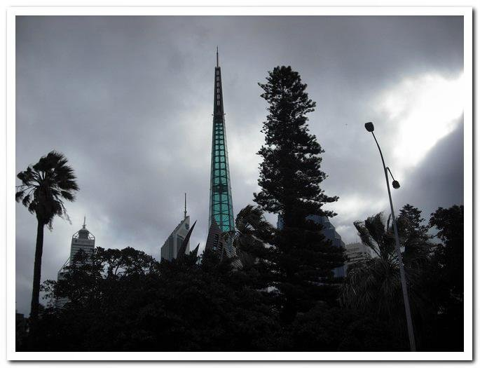 Perth, Bell Tower & Syline