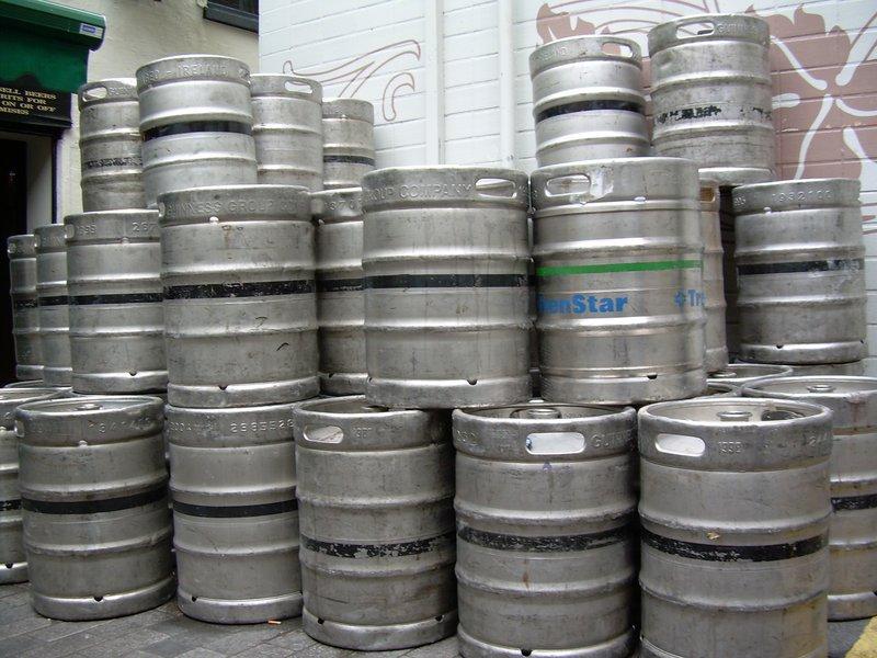Beer in Belfast