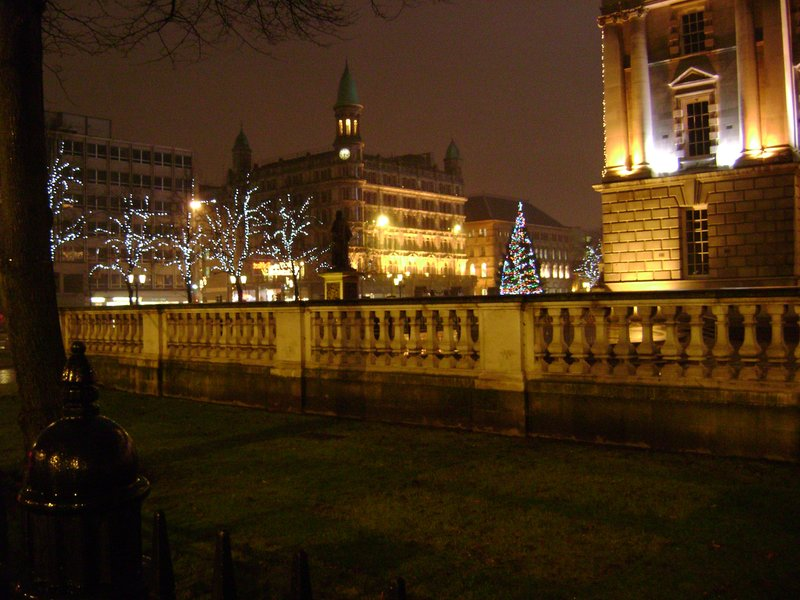 Christmas in Belfast