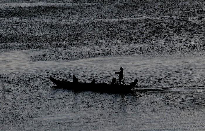 The roar of Mekong River