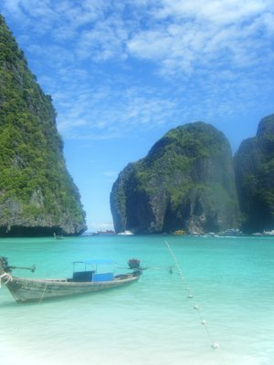 Maya Bay (the beach!)