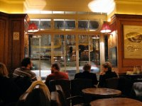 The French Art of People Watching from Cafe Windows