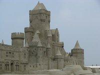 Sandcastels at Scheveningen