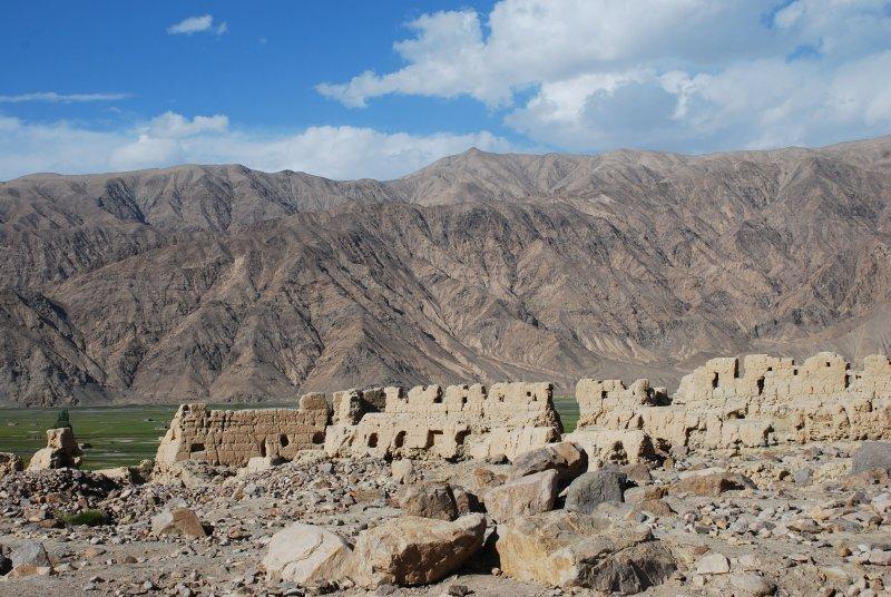 fort in Tashkurgan