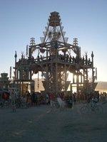 Burning Man 2008 - The Temple
