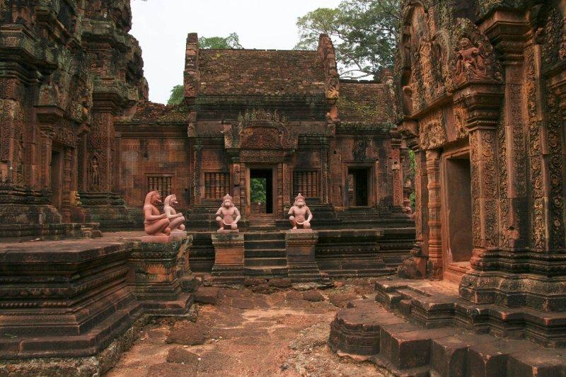 Banteay Srei_2