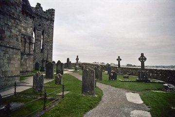 Courtyard of Cashel