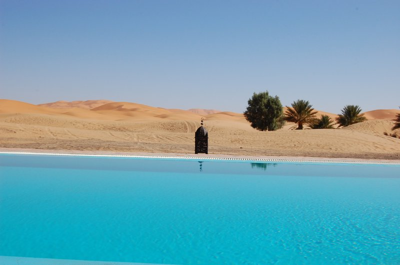 The Last Swimming pool