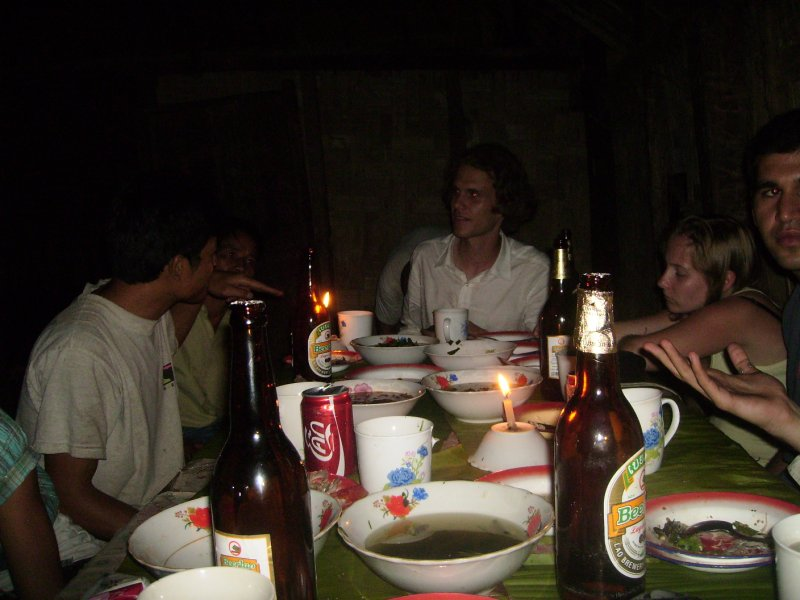 1076 Laos Lam Nam Tha - Nalan Village