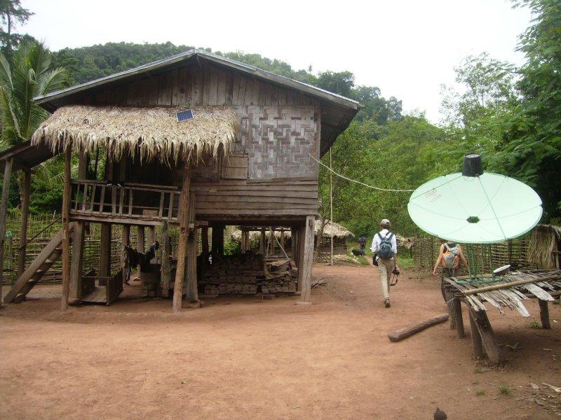 1085 Laos Lam Nam Tha - Nalan Village