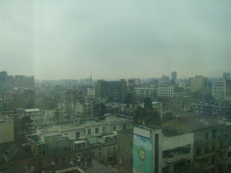 141 To Tehran - Tehran smog central